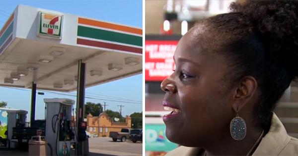 Kim Eboreime, Black woman 7-Eleven franchise owner in Texas