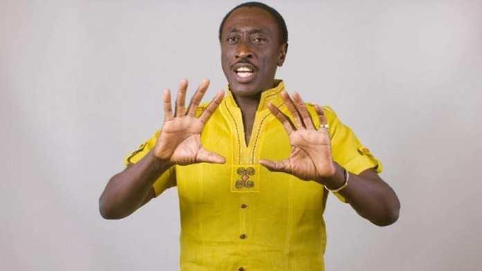Kwaku Sintim-Misa - Actor, director, satirist, talk show host, and author