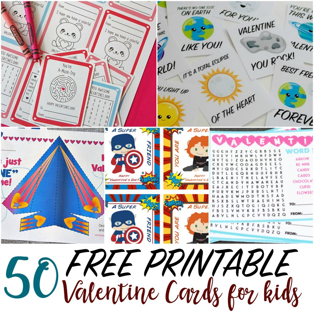 Valentine S Day Scavenger Hunt For Kids With Printable Clues