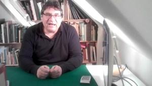 Screenshot aus dem Interview mit Roberto Giobbi