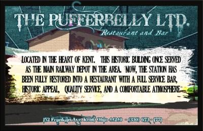 Advertisement - pufferbelly