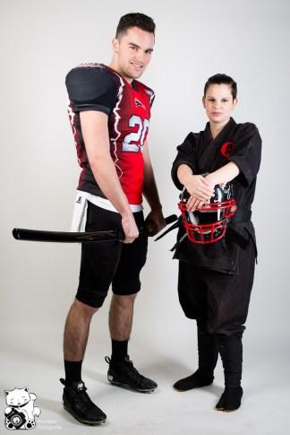 Frederic & Kathrin - Sportliche Geschwister