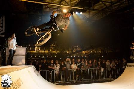 Skate Action Vans Warped Tour 2013