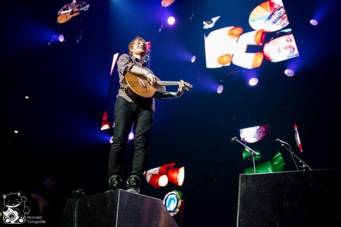 Ed Sheeran 2014