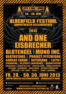Blackfield Festival 2013