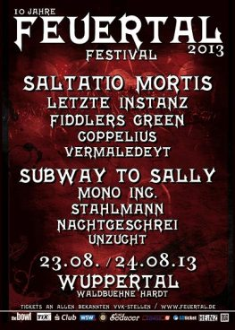 Feuertal Festival 2013