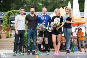 GastRUNomie 2015 - Begrüßung und 5km Lauf