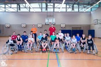 RBC 99ers Köln Internationela TRY OUT Camp