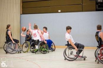 Köln 99ers III - RTB Uni Bochum Foto: Steffie Wunderl