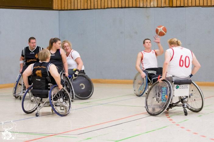 Köln 99ers IV - RTB Uni Bochum Foto: Steffie Wunderl