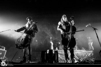Apocalyptica Foto: Steffie Wunderl