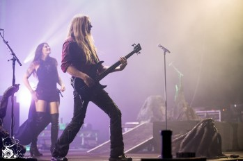 Nightwish Foto: Steffie Wunderl