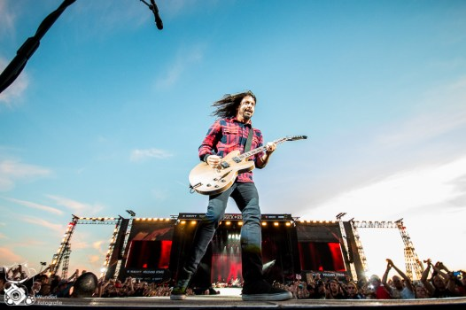 Foo Fighters Rock am Ring 2015