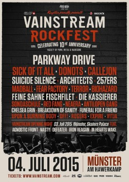 Vainstream Rockfest 2015