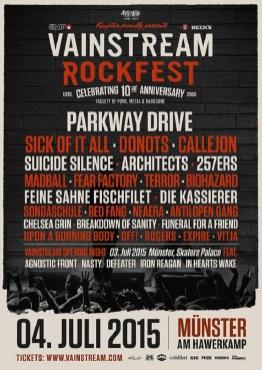 Vainstream Rockfest 2015