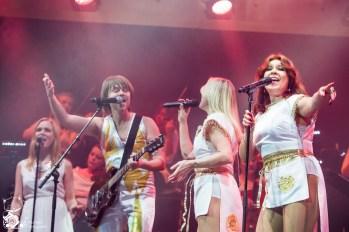 ABBA The Show Foto: Steffie Wunderl