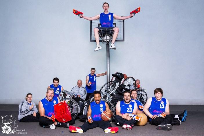 ASV Bonn - Mannschaftsportraits 2016/17