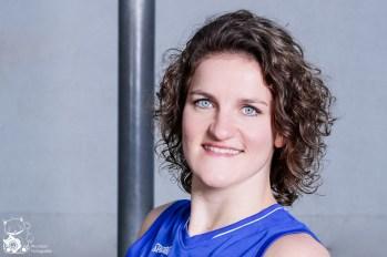 Jitske Visser - Rollstuhlbasketballerin