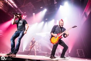 3 Doors Down live im Palladium Köln. Foto: Steffie Wunderl