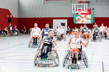 RSV Lahn-Dill 2 vs. BG Baskets Hamburg