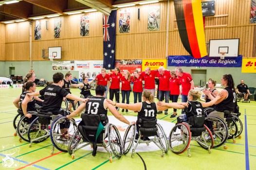 Samstag Spiel 6: Australien vs. Deutschland