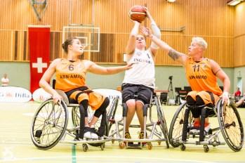 Sonntag Spiel 4: Deutschland vs. Niederlande