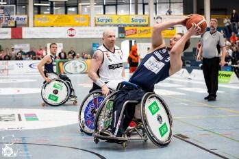 Saison 2017/18: Playoffs RSV Lahn-Dill vs. DONECK Dolphins Trier