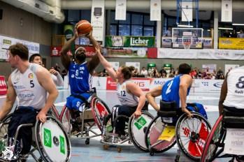 Saison 2017/18: Playoffs RSV Lahn-Dill vs. RSB Thuringia Bulls
