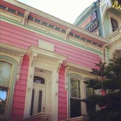 Pink house SF - Wundertute