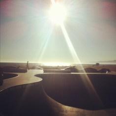 skatepark Venice Beach - wundertute