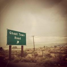 ghost town - wundertute