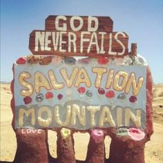 salvation mountain - wundertute