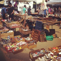 Brooklyn Flea Market New York - Wundertute