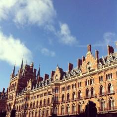 Saint pancras Londres - Wundertute