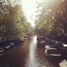 Canaux Amsterdam - Wundertute