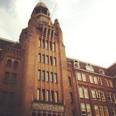 LLoyd Hotel Amsterdam - Wundertute