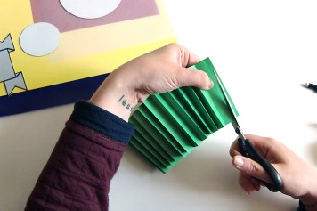 DIY - Cocarde papier raccord - Wundertute