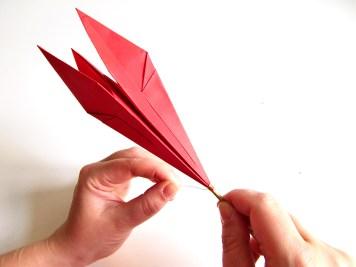 DIY - Fleurs en papier assemblage - Wundertute
