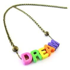Collier dream Tchiki Boum - Wundertute