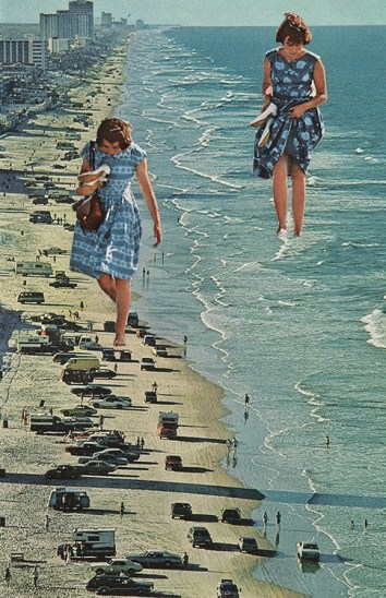 Sarah Eisenlohr. Walk on the Beach.