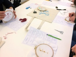points stage broderie manufacture roubaix - wundertute