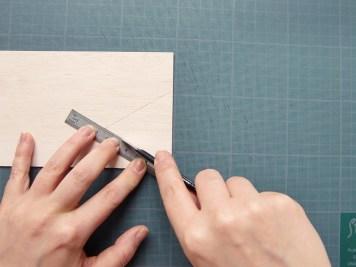 DIY mobile geometrique 3 - wundertute