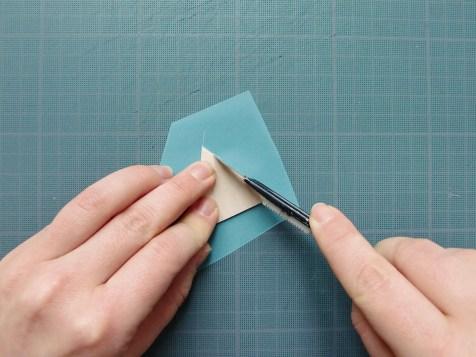 DIY mobile geometrique 5 C - wundertute