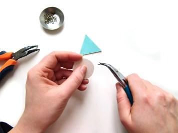 DIY mobile geometrique 8 A - wundertute