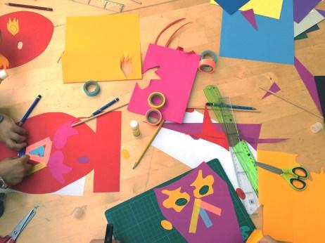 atelier enfants masques 1 - wundertute