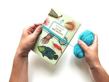 DIY - banderole de fete - wundertute enroulage meches