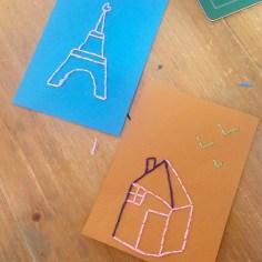 atelier carte brodee - wundertute