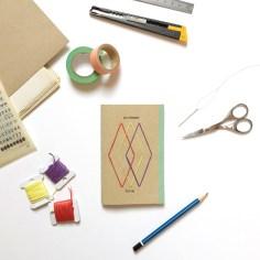 Reliure et customisation de carnets