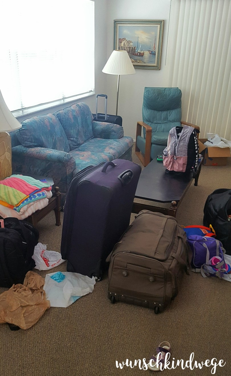 Koffer packen Lauderdale-by-the-Sea