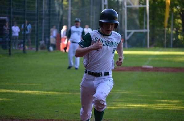01 Baseball Junioren - Wuppertal Stingrays vs Zuelpich Eagles 05-05-2018